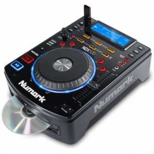 NUMARK NDX500-0. Numark NDX500 USB/CD - Media Player and Software Controller