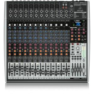 BEHRINGER MIXER SX2442USB-0. Behringer Eurodesk SX2442FX Mixer