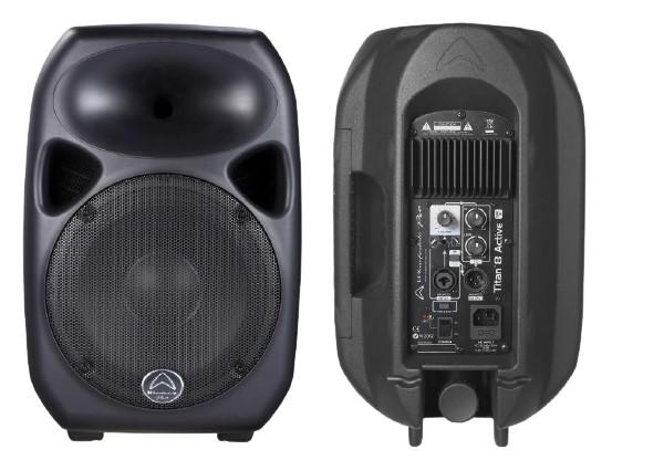 Wharfedale speakers Titan Passive 15Z