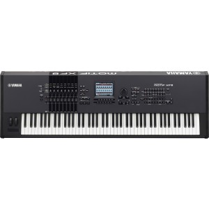 MOTIF XF8 (BLACK)-0. Yamaha Motif XF8 - Workstation Synthesizer