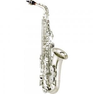JB290AL ALTO SAXOPHONE SILVER-0. JB290AL ALTO SILVER SAXOPHONE - Musical Instruments