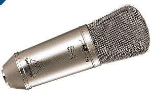 BEHRINGER STUDIO MIC B-1-0. Studio Microphone - Behringer B-1 Condenser Mic