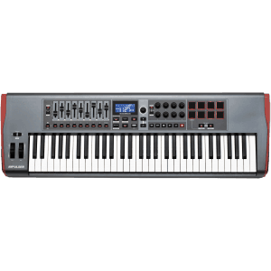Impulse 61(NOVATION KEYBOARD)-0. Keyboard Midi Controller - Novation Impulse