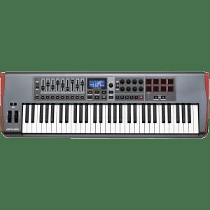 Impulse 61(NOVATION KEYBOARD)-0. Keyboard Midi Controller - Novation Impulse