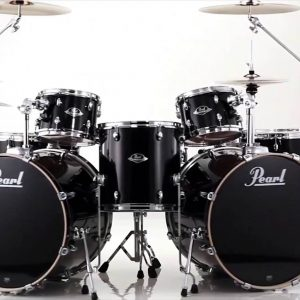 PEARL DRUM (7 PIECES)-0. Pearl Export Double Bass - Acoustic Drum Set 7 Piece... Buy Pearl drum sets - Export Double Bass 7 Piece drum set