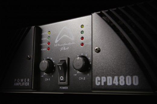 WHARFEDALE AMPLIFIER CPD 4800