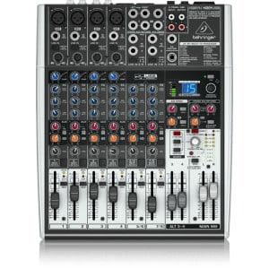 BEHRINGER MIXER 1204 USB-0. BEHRINGER MIXER XENYX 1204 - USB Mixers