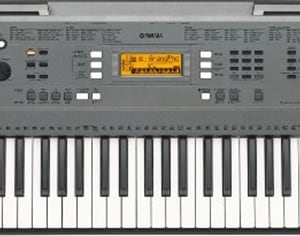 YAMAHA KEYBOARD PSR E353-0. Yamaha Portable Keyboard - PSRE353 61-Key