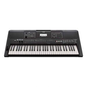 YAMAHA PSR E463-0. Yamaha Keyboard Piano - Touch Response Portable - PSR-E463 61-Key