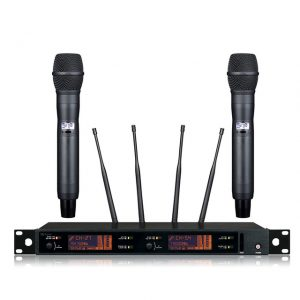 Shure wireless microphone - Handheld digital