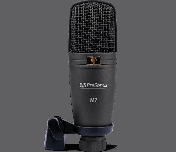 AudioBox iTwo M7 Condenser mic