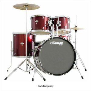 Mapex drum kit - Tornado TND5254TCDR