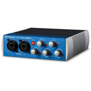 Presonus AudioBox USB 96