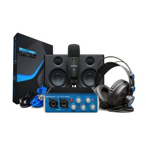 presonus ultimate-bundle- presonus products in Nigeria- presonus audio-box presonus sound card- presonus audio-interface in Nigeria- price of studio equipment in Nigeria- studio recording equipment in Nigeria- home studio recording equipment in Nigeria-