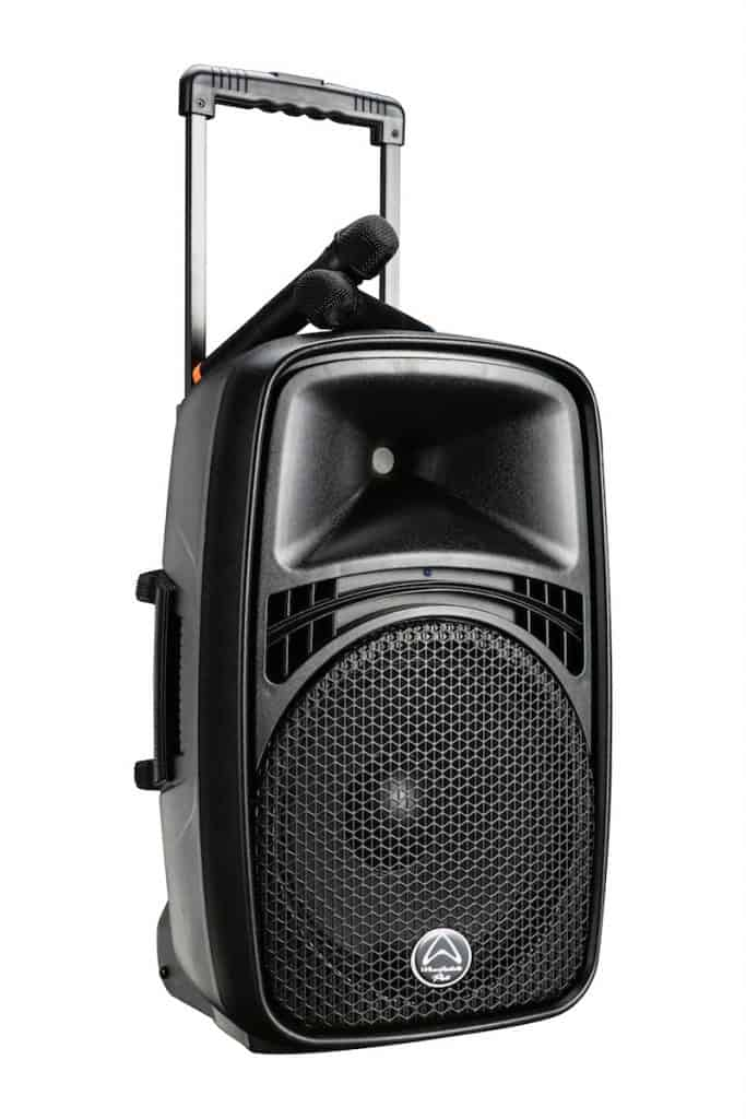 Wharfedale Pro EZ-15A 15″ Portable PA System with Bluetooth Online
