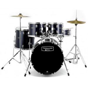 Mapex drum set - Tornado TND7285TYB
