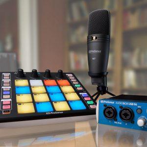 ATOM producer lab complete studio production kit