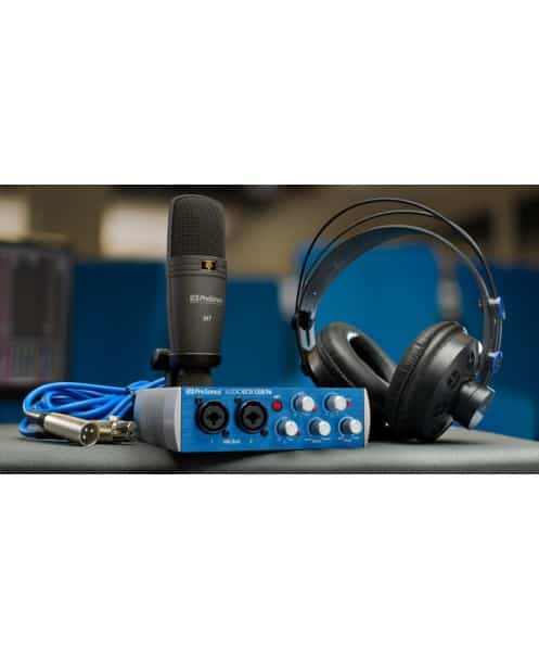 PreSonus studio AudioBox 96