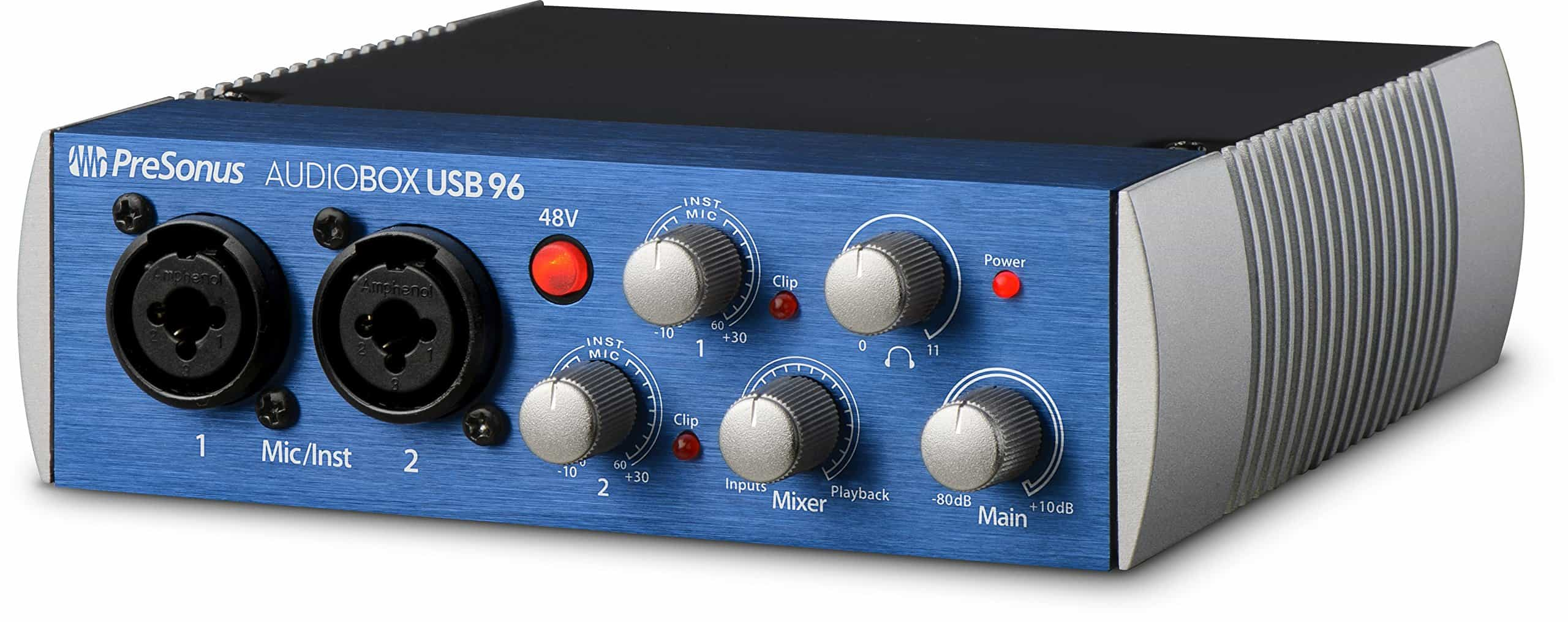Image result for AUdiobox usb 96 studio -ultimate