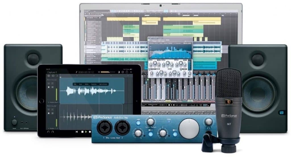 HOW TO SET UP A RECORDING STUDIO EQUIPMENT EASILY - PART 1