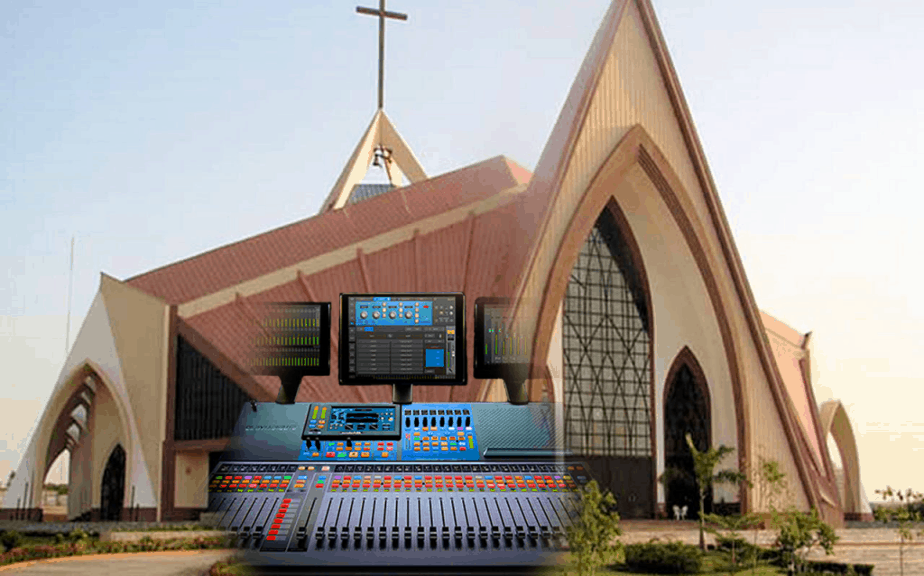 why do churches need mixers