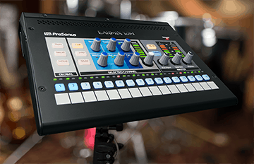monitor mixing systems