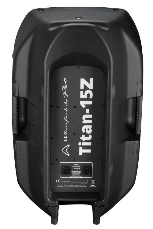 """TITAN 15Z - Our Highest Power Handling Passive PA Speaker 15"""" Titan - Ever!"""