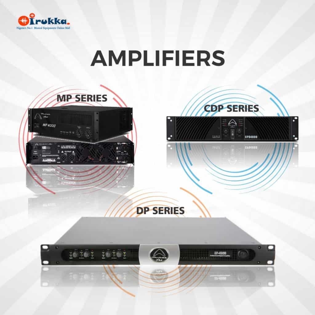 Wharfedale Amplifiers – Slave engines