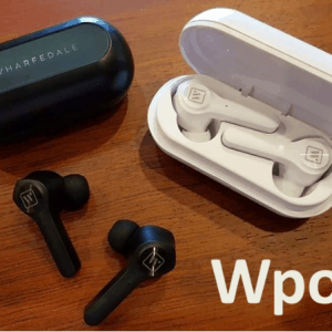 Wharfedale wireless earpiece