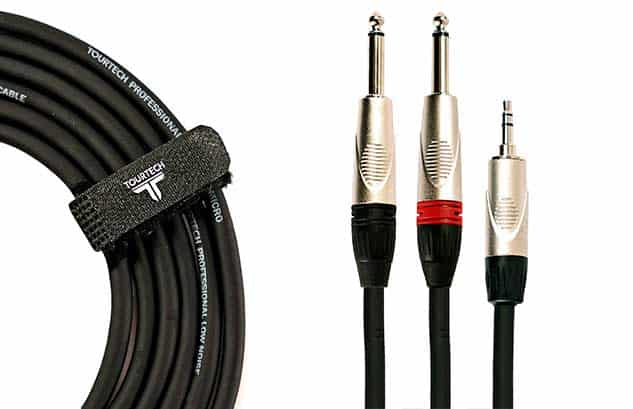 The Tourtech Audio Cables
