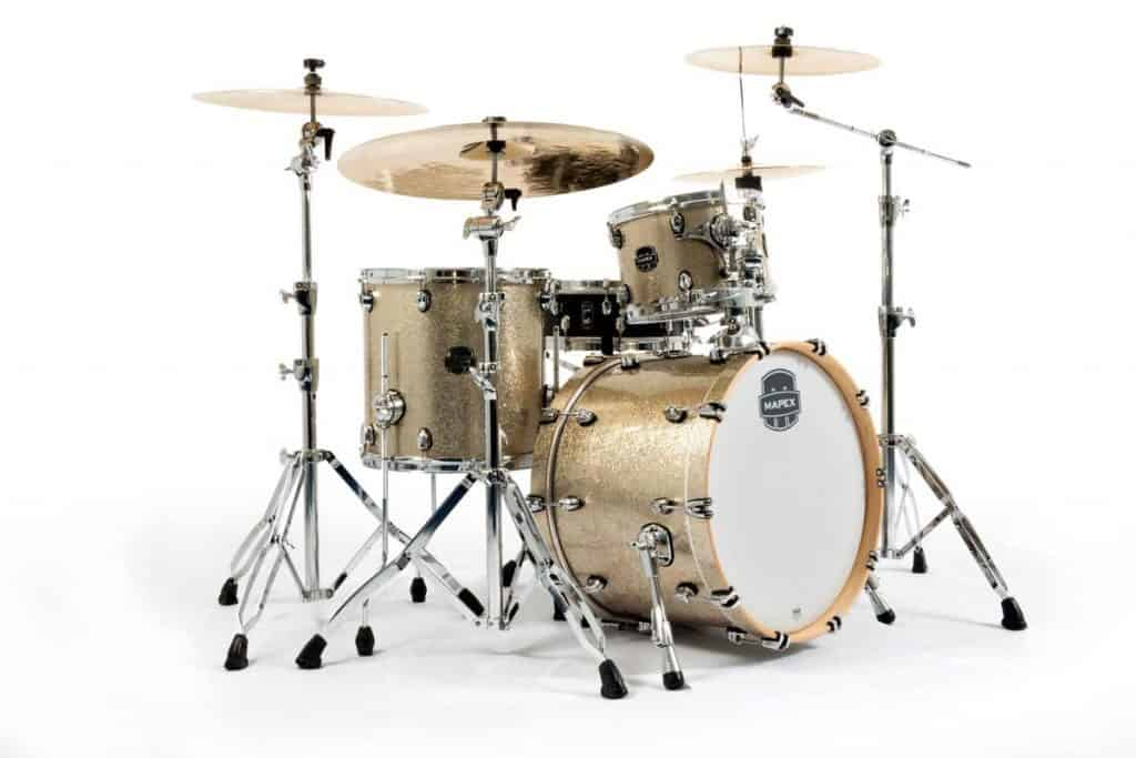 Mapex drum a unique way to beat better and sound better