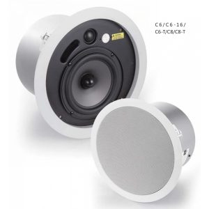 Ceiling speakers & In-Wall Speakers - Quad Concourse C6-16