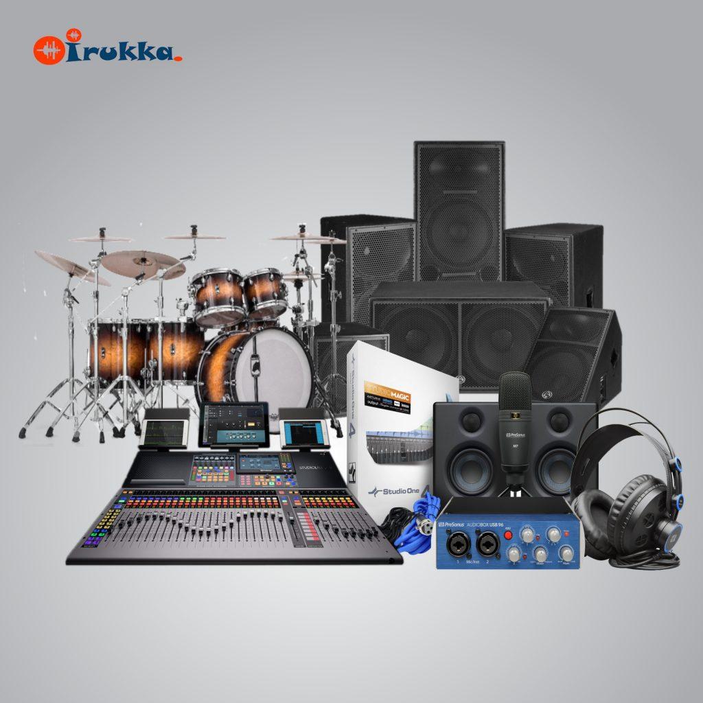Best digital mixer for live sound - Irukka sound store