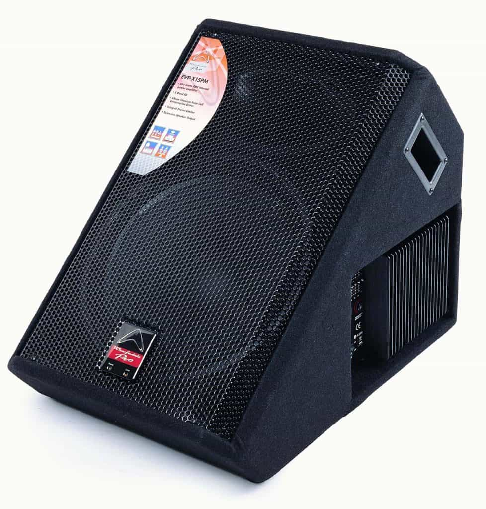 Price of stage monitor speakers in Nigeria. floor monitor