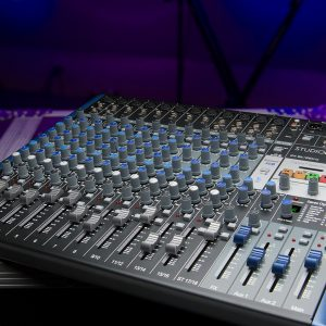 Presonus StudoLive AR16c - 16 Channels Hybrid Mixing Console
