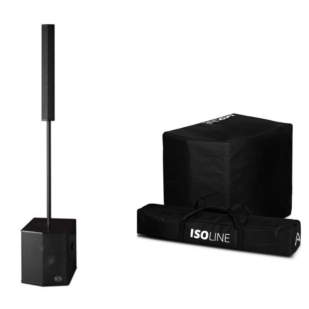 Get it indoor - Wharfedale Isoline speaker