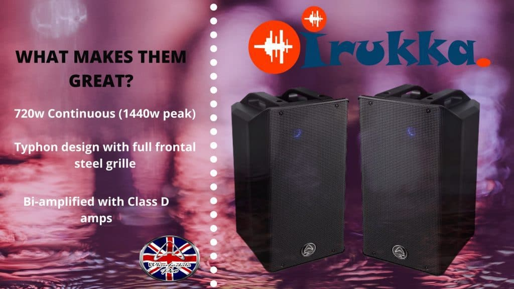 New Arrival❤Wharfedale Speakers in Lagos Nigeria Typhon-AX8 & Typhon AX8-BT ❤ Where to buy wharfedale professional Speakers in Lagos❤❤❤