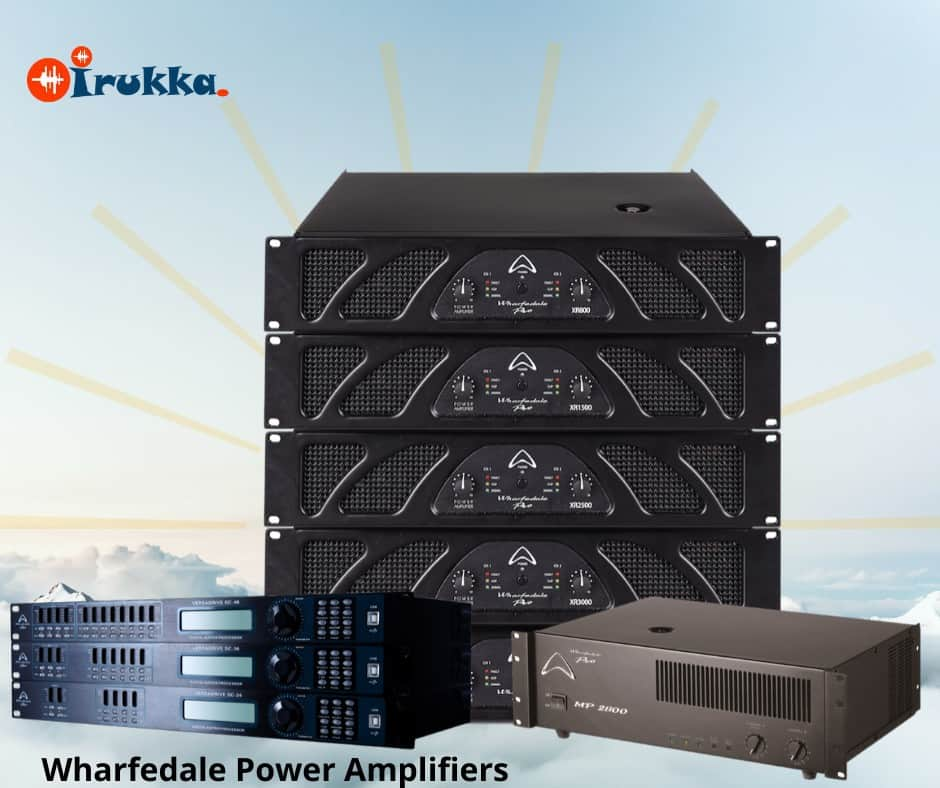 irukka.com: How a Digital Amplifier Works ✓ Best Prices on Wharfedale Amplifiers Click Now ✓ Wharfedale Products in Lagos for sale starting from ➔ ₦ 0 in Lagos online across Nigeria ♕ enjoy Irukka offers: discount on sales ✓ free delivery ✓ deferred payment plan ✓ one-year guarantee ✓ after-sales service ✓
