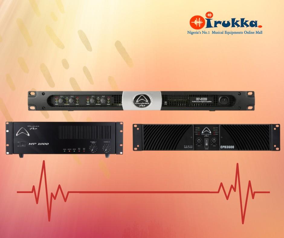 Price of Audio Power Amplifiers in Nigeria | Wharfedale Power Amplifiers | Wharfedale Products Nigeria