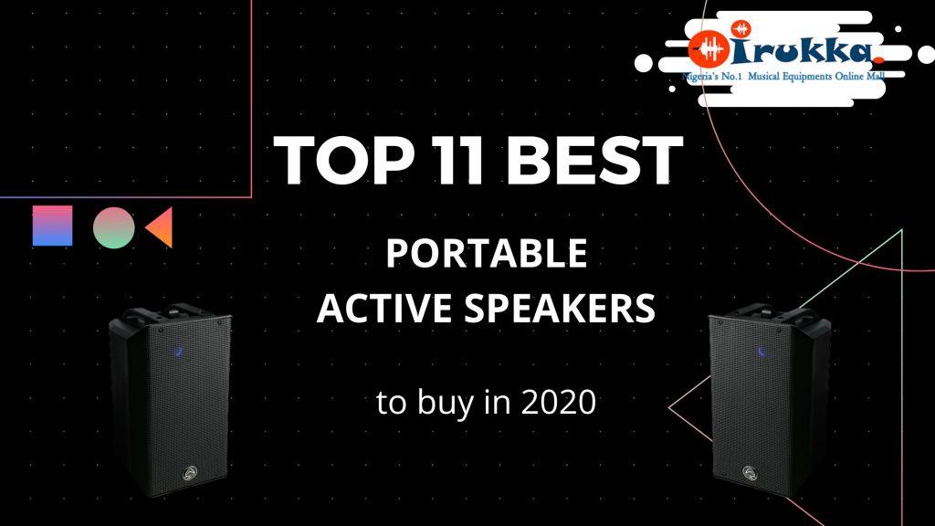 irukka online-TOP 11 BEST PORTABLE SPEAKERS TO BUY IN 2020 wharfedale active speakers in nigeria- where to but outdoor speakers
