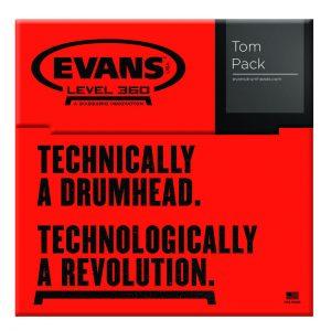 Evans Drum Vellum, Drum Head, drum vellum- PRICE OF DRUM ACCESSORIES IN NIGERIA ➔ Evans EC2 Tompack, Clear, Rock (10 inch, 12 inch, ,13 inch 16 inch): Musical Instruments Store