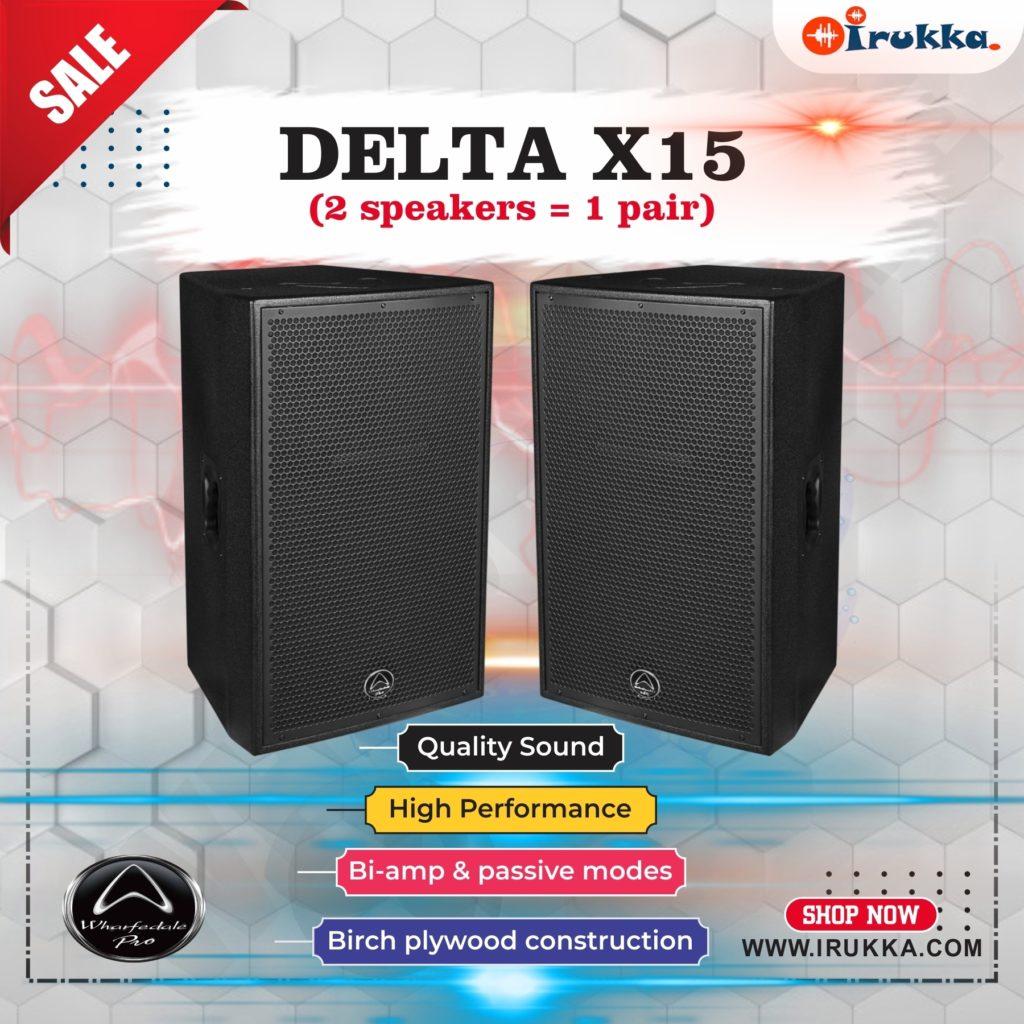 delta x15 on irukka