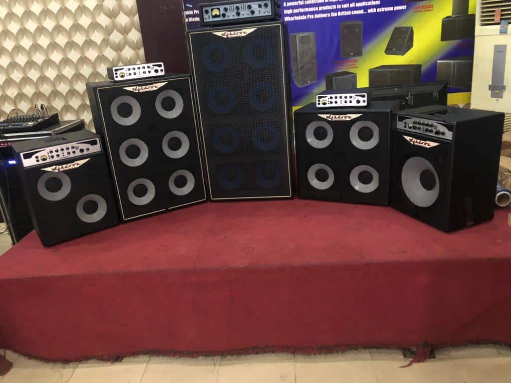 Shop and Buy ASHDOWN BASS COMBO now in Nigeria