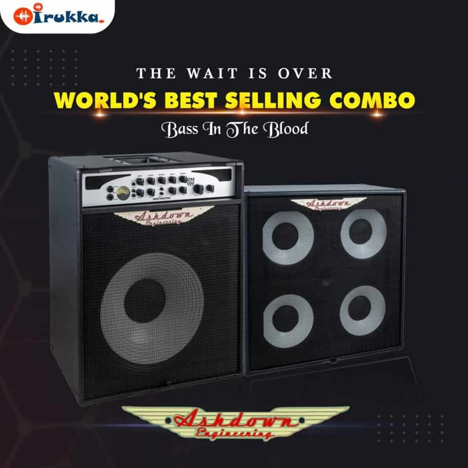 Shop and Buy ASHDOWN BASS COMBO now in Nigeria on Irukka