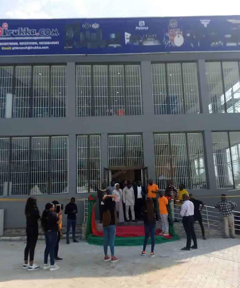 Grand Opening Irukka Online Showroom in Port Harcourt
