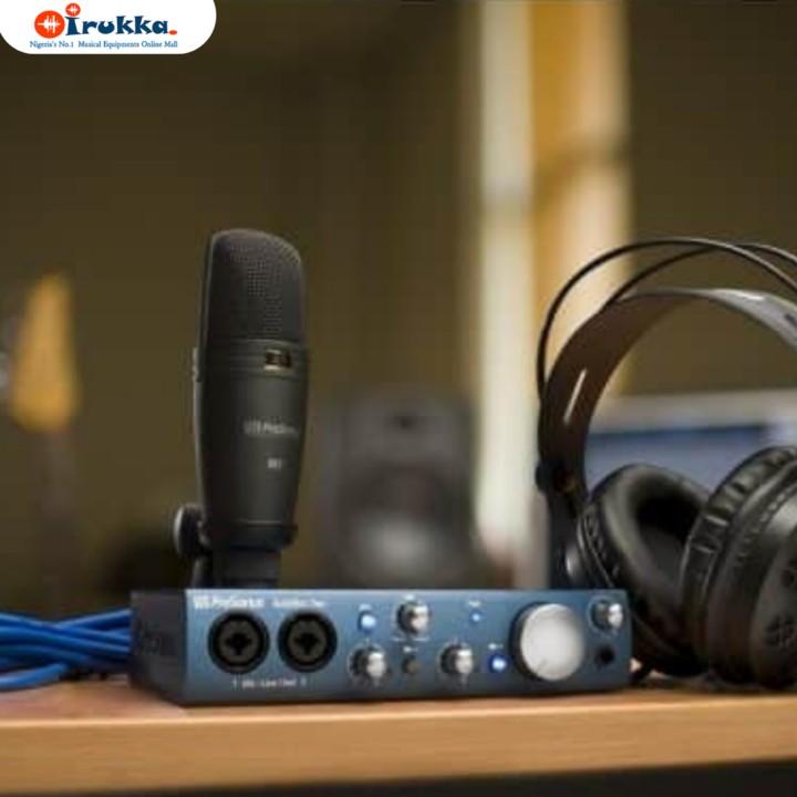 Studio-Audiobox-Itwo