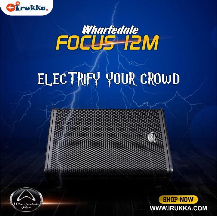 feedback monitor Focus 12M Shop and Buy and Irukka