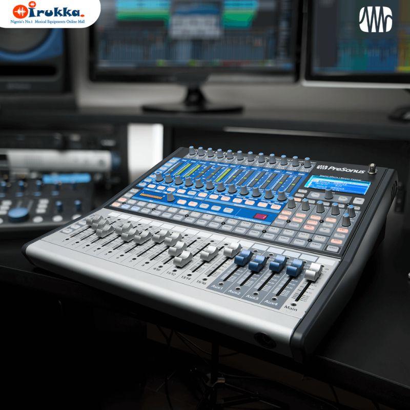 PreSonus Digital Audio Mixer Studio live 16.0