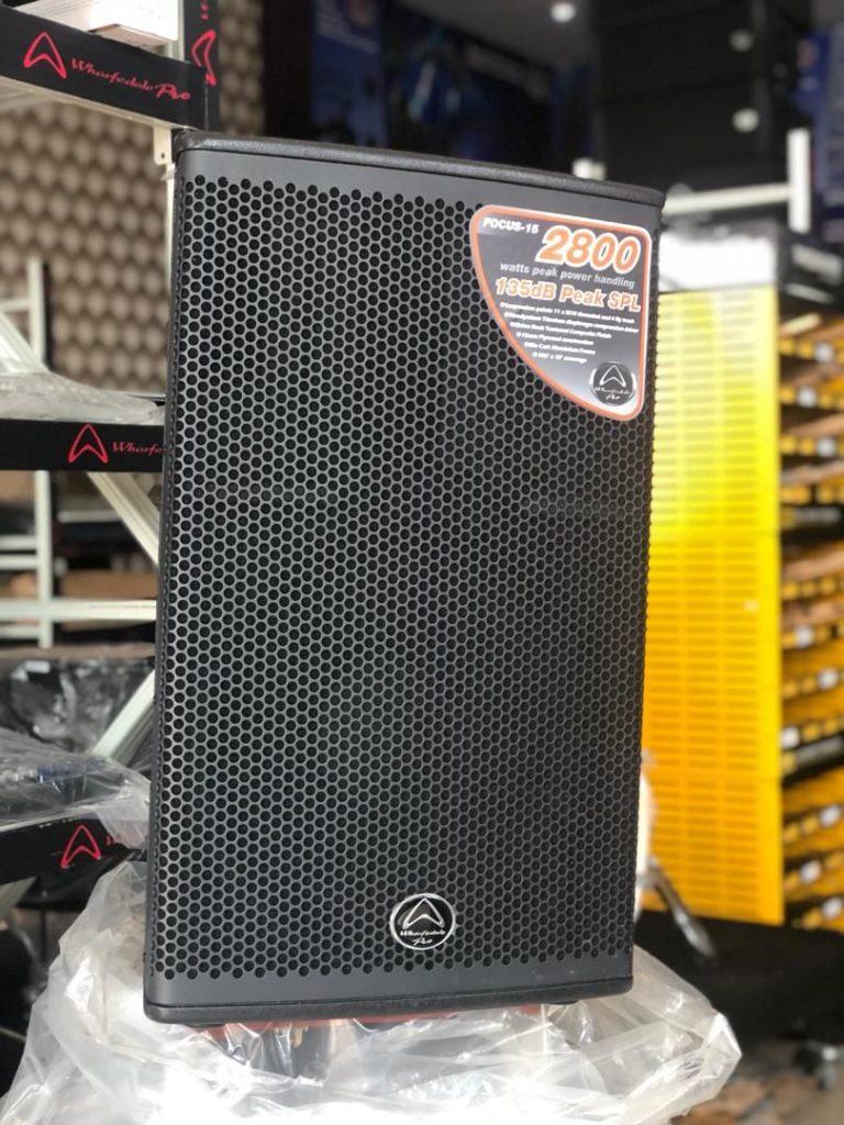 shop wharfedale focus 15 speaker on Irukka