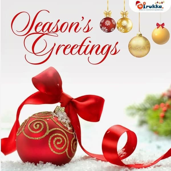 Season-Greeting-and-Merry-Xmas Irukka Online Limited